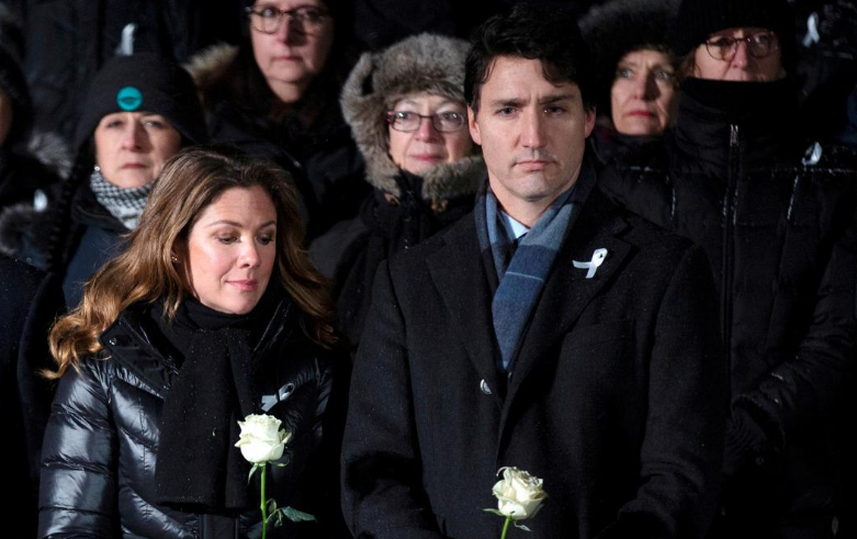 Canada battens down Trudeau's wife tested for coronavirus, no NHL games
