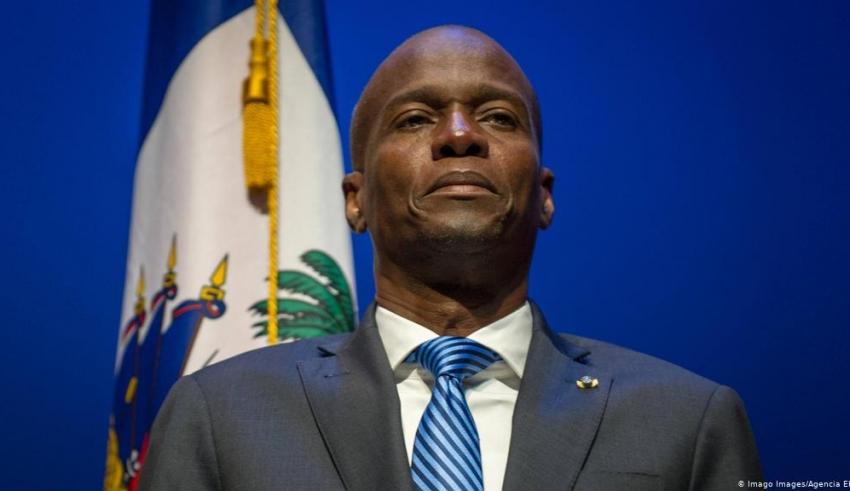 Haiti President Jovenel Moïse-haiti president